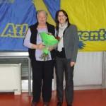 Mariagrazia Bertoldo Gretter con Marta Dalmaso