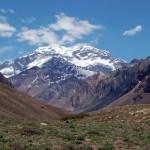 La vetta più alta d'America, l'Aconcagua