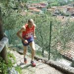 Davide Milesi ai Campionati Italiani a Staffetta 2011