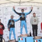 il podio maschile 1