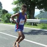 Nekagenet Crippa, vincitore nella categoria junior, riapre la sfida per il Titolo Italiano
