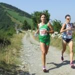 Renate Rungger e Valentina Belotti...sfida per il secondo posto!