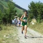 Marco De Gasperi stacca Gabriele Abate nell'ultimo km...secondo posto per lui!