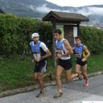 Marco Facchinelli 1°, Andrea Debiasi 3° e Daniele Cappelletti 2°