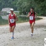 Nicola Spada 4° e Lucio Sacchet 5°