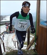 Antonella Confortola, vincitrice di due edizioni